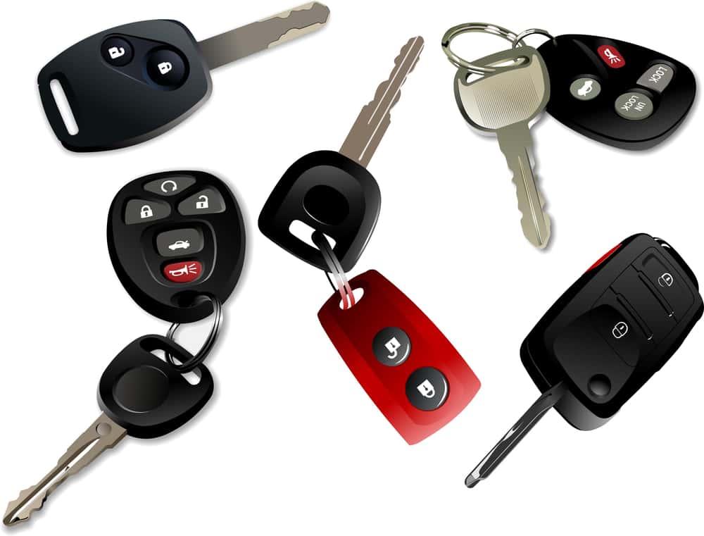 car keys horsham