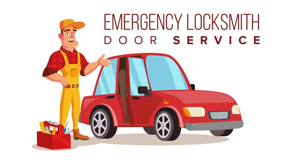 Locksmith Door service at Newtown PA